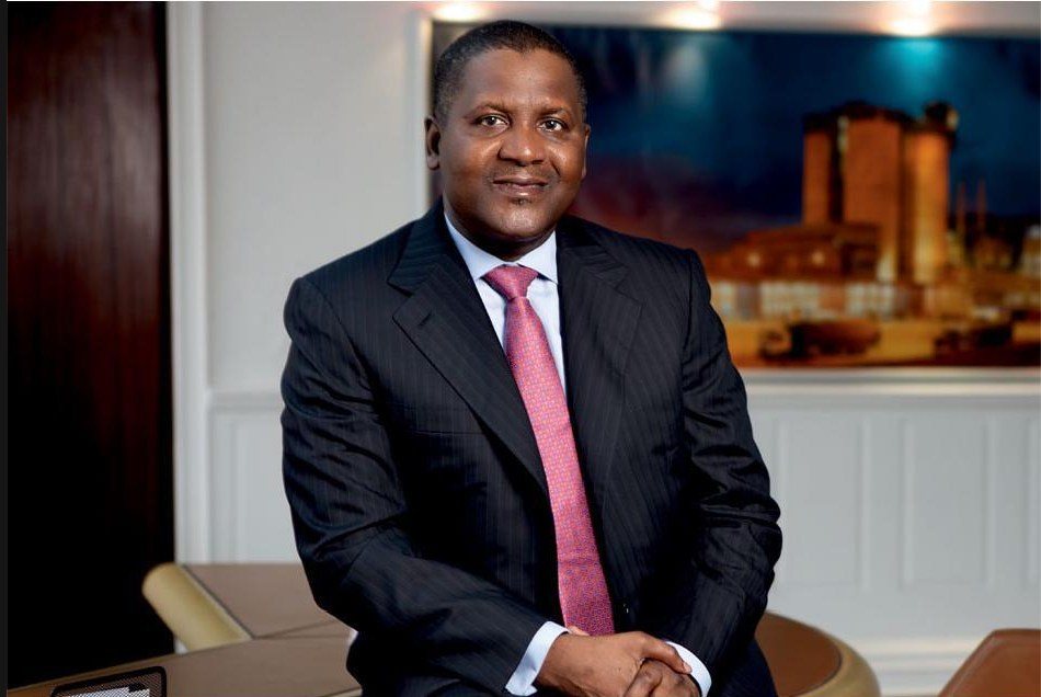 Aliko Dangote, $14.4 Billion