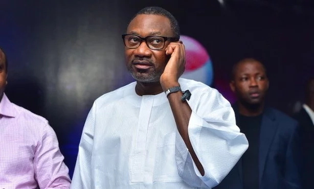Femi Otedola, $1.85 billion