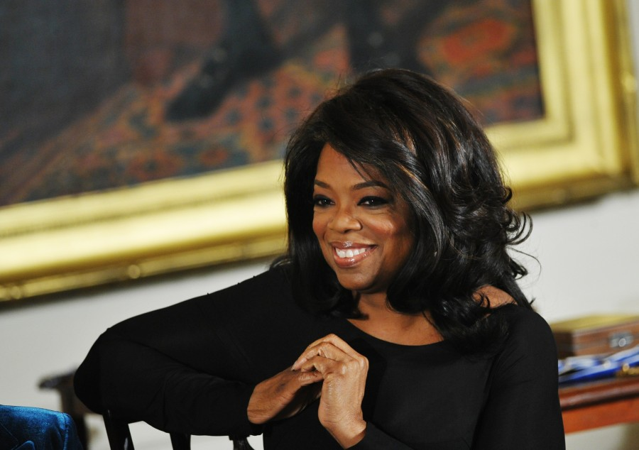 Oprah Winfrey $3.1 billion