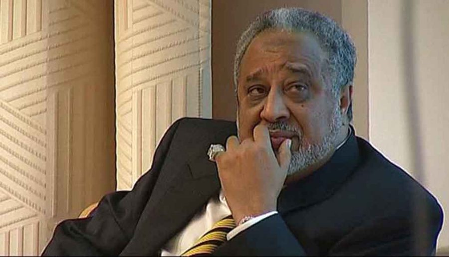 Mohammed Al-Amoudi, $10.9 Billion