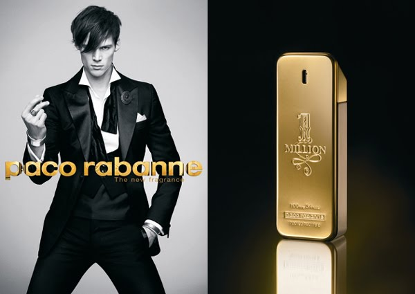 paco rabanne 1 million men's