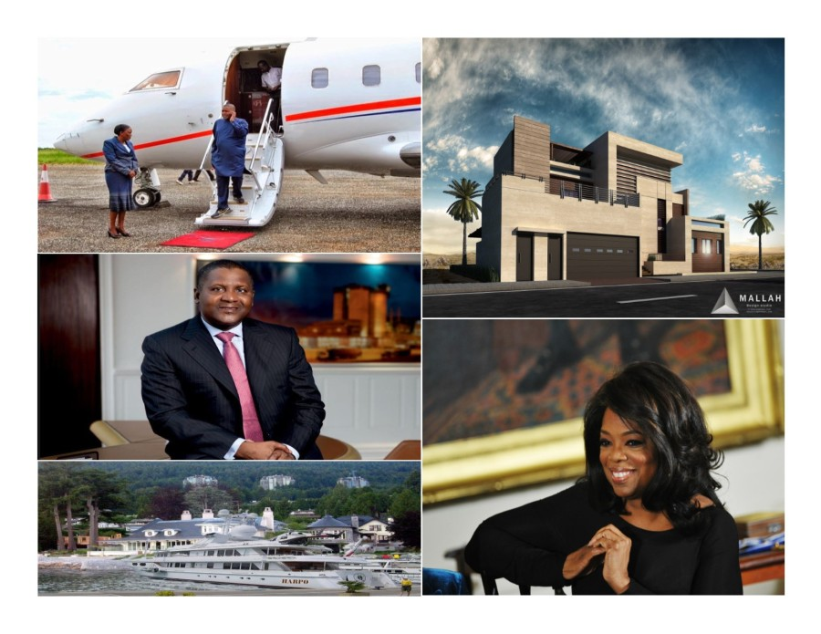 2019 Black Billionaires Power List