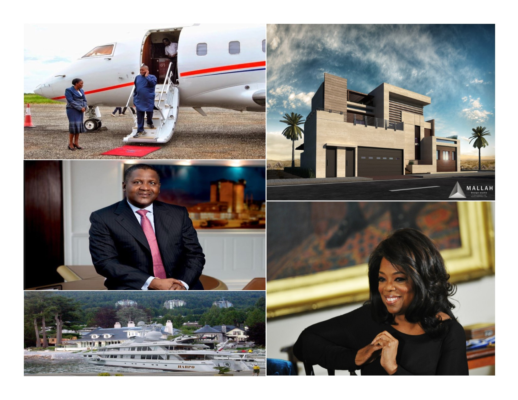 Editorial:Black America World News Black Billionaires Power