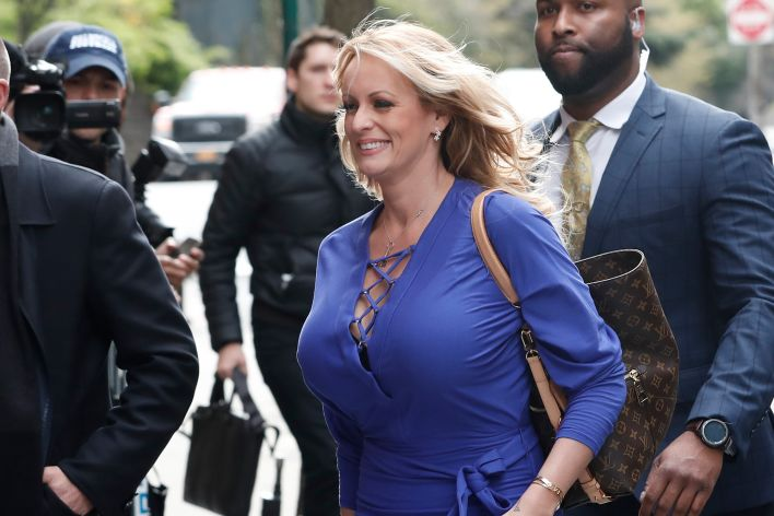 Stormy Daniels -Reuters Mike Segal Black America World News
