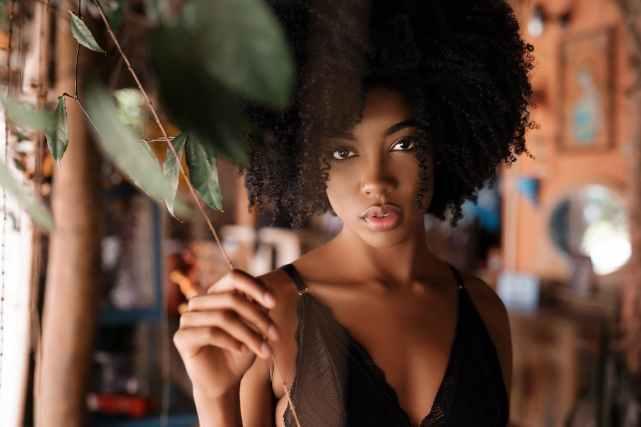 Black AMerica World News Beauty June