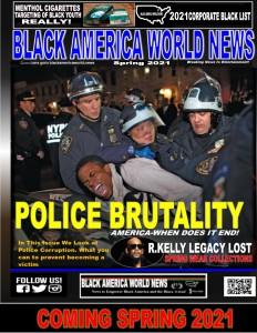 Black America World News Cover